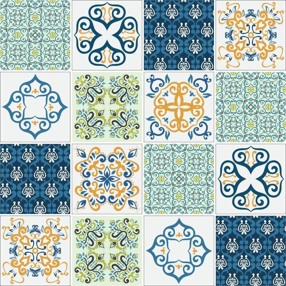 Adesivo de Azulejo Vicenza
