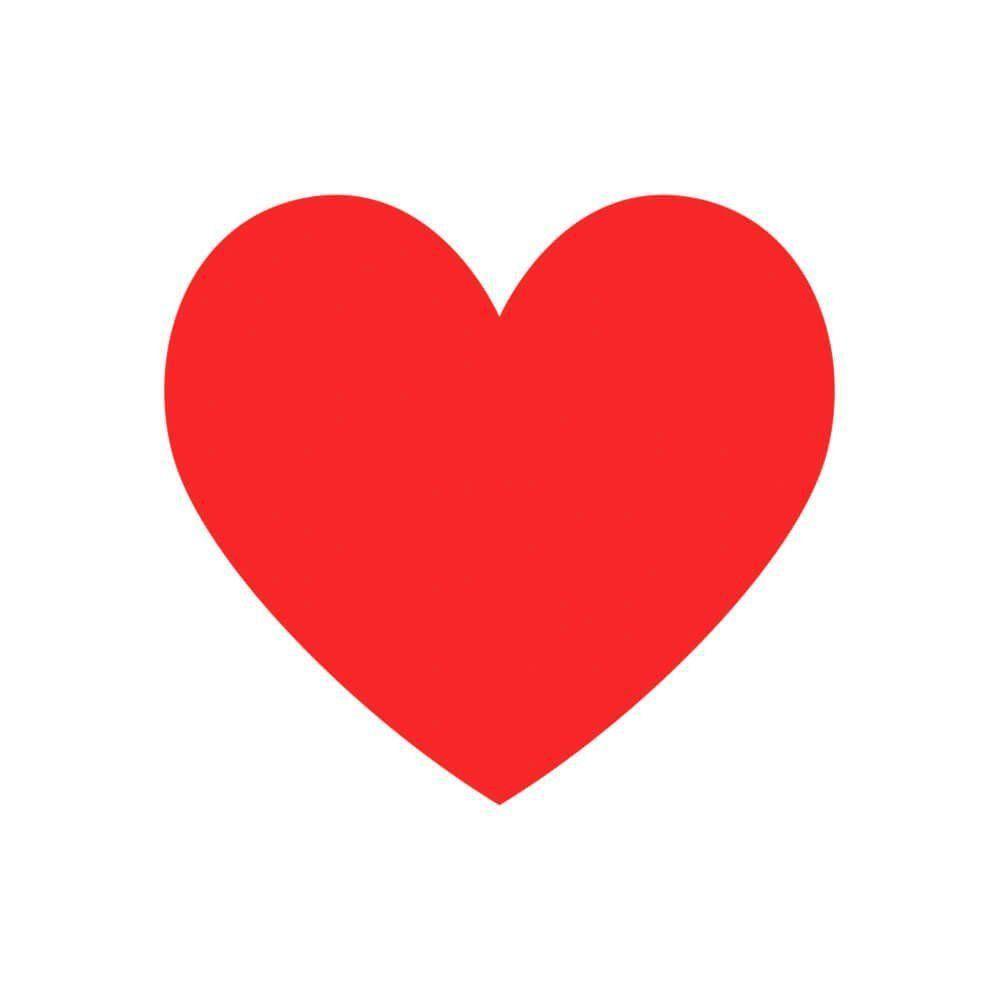 Adesivo de Parede Mini Corações