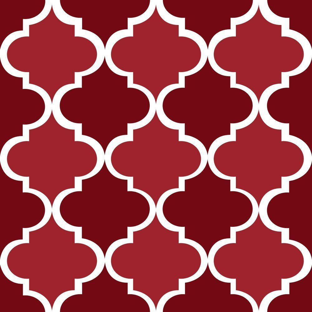 Papel de Parede Adesivo Burgundy