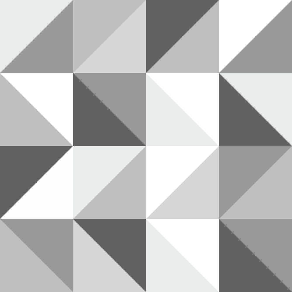 Papel de Parede Adesivo Calorine Gray