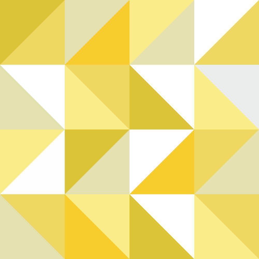 Papel de Parede Adesivo Calorine Lime