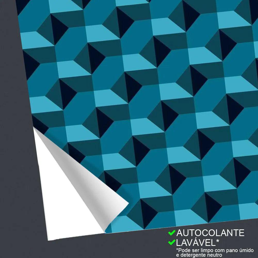 Papel de Parede Adesivo Céu Azul