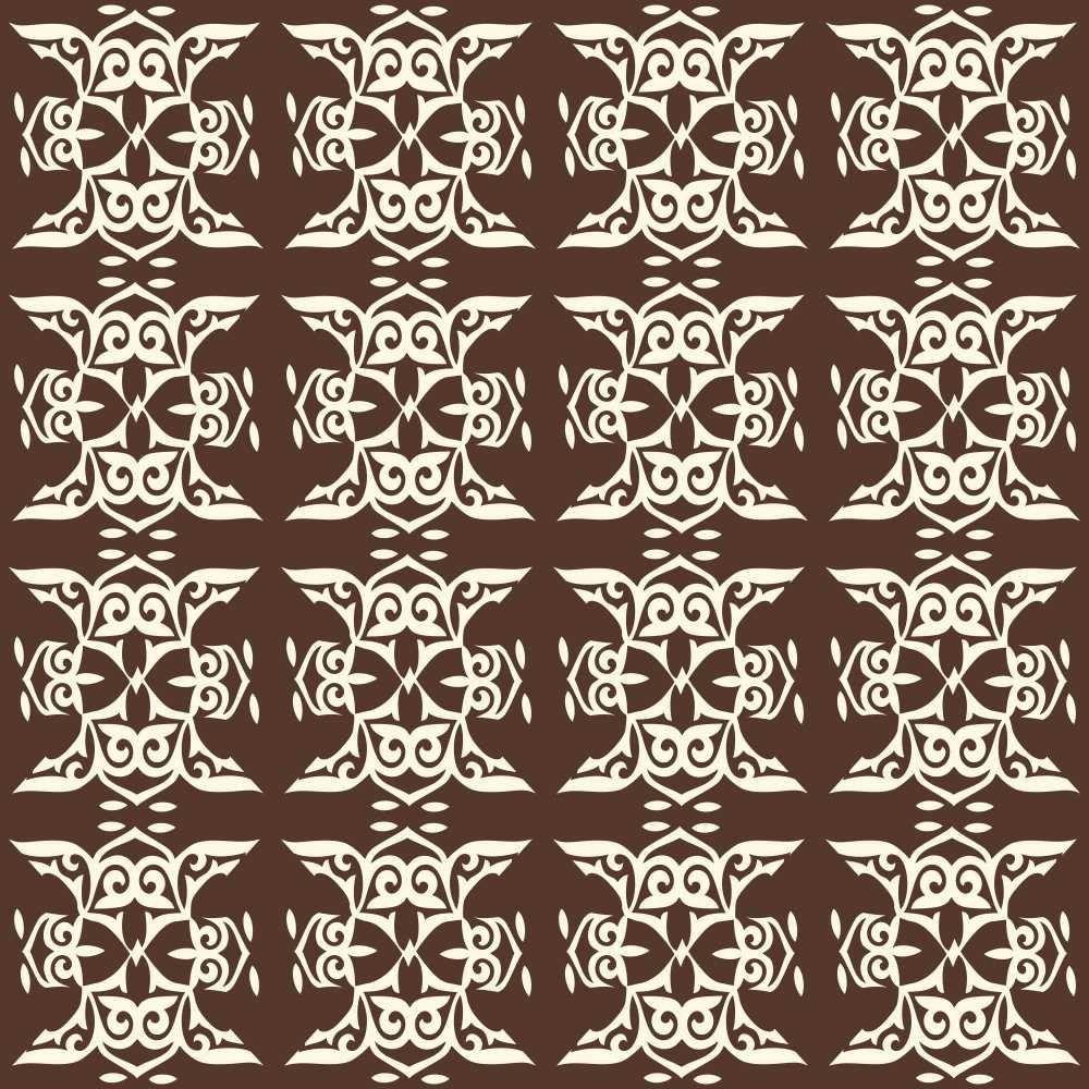 Papel de Parede Adesivo Corujas Maori