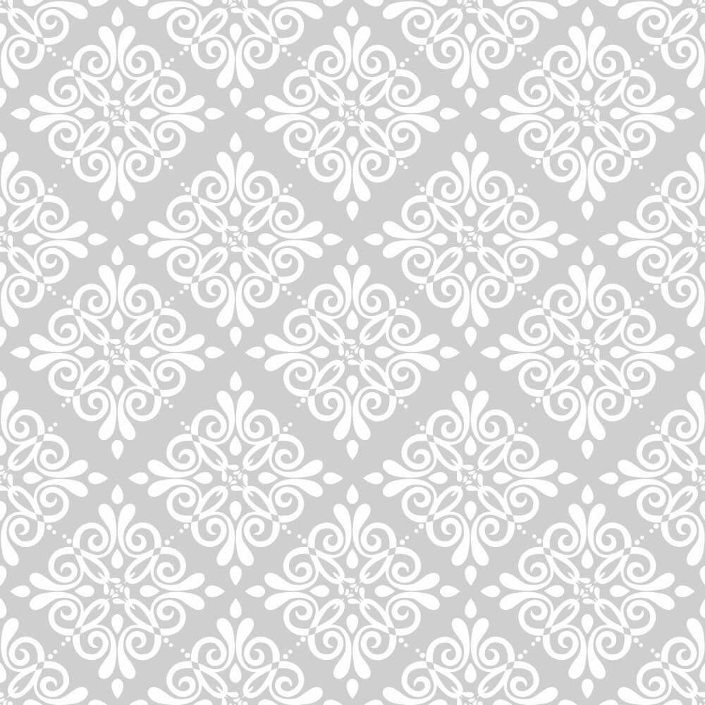Papel de Parede Adesivo Elegans Gray