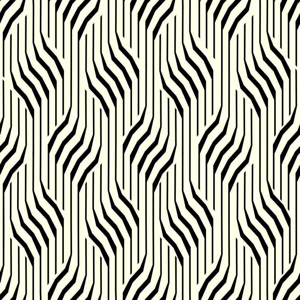 Papel de Parede Adesivo Linhas de Chão
