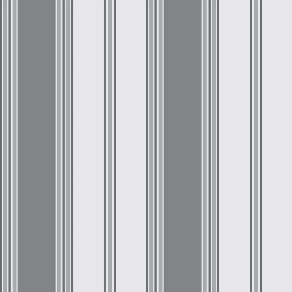 Papel de Parede Adesivo Listras Gray Light