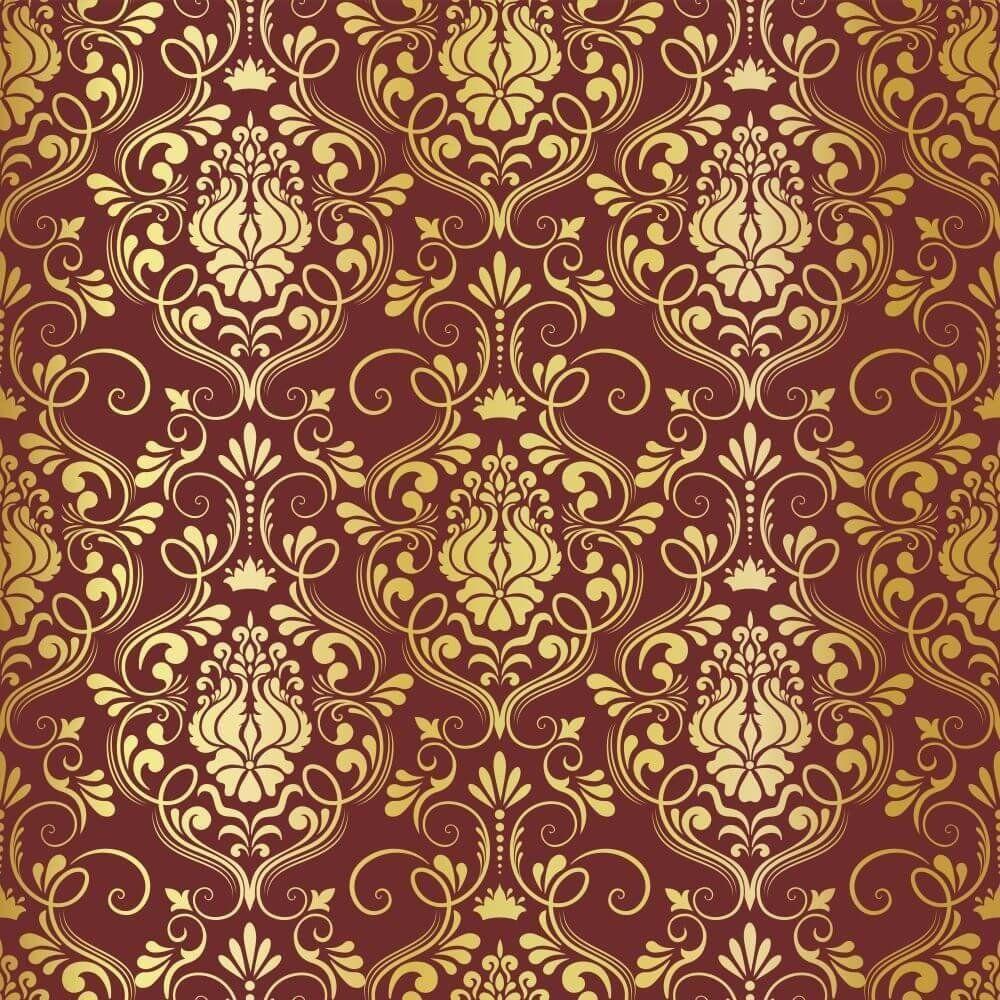 Papel de Parede Adesivo Luxury Royal Premium