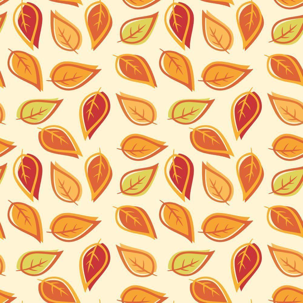Papel de Parede Adesivo Outono