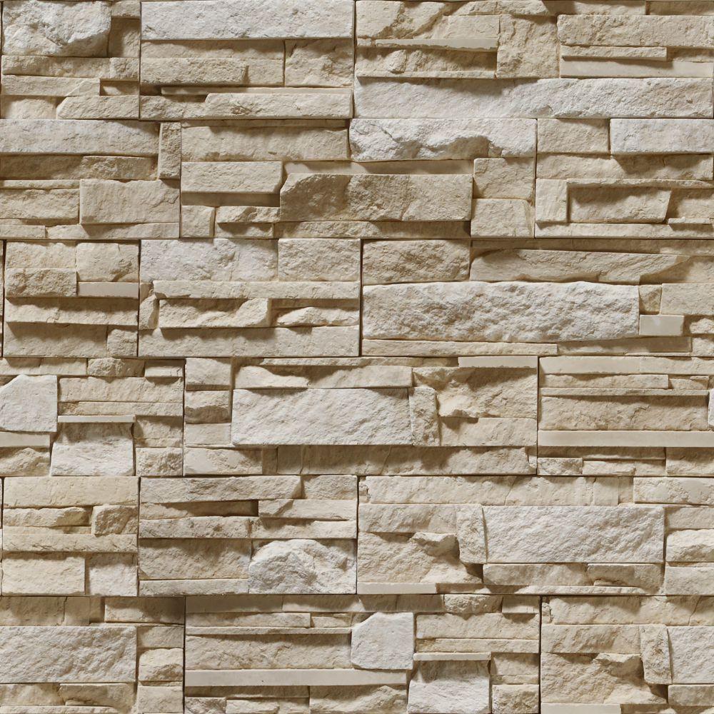 Papel de Parede Adesivo Pedras Canjiquinha 06