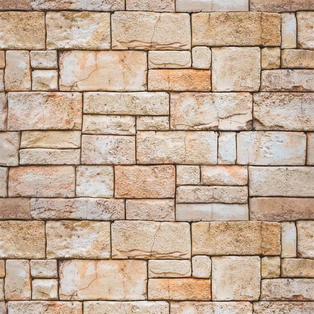 Papel de Parede Adesivo Pedras Marco