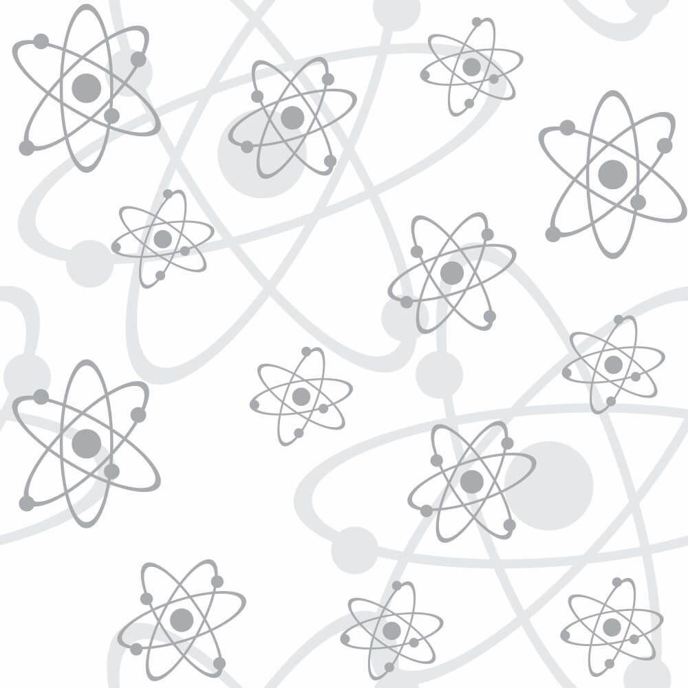 Papel de Parede Adesivo Química Clean