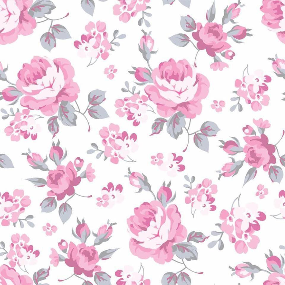 Papel de Parede Adesivo Roses Adelia