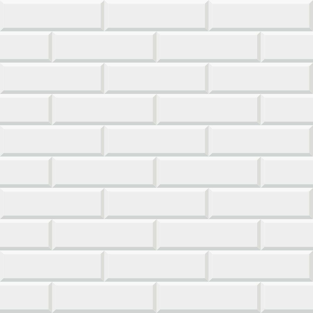 Papel de Parede Adesivo Tijolos Basic