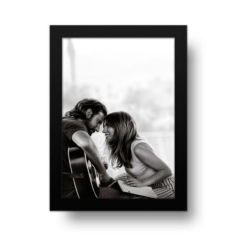Placa Decorativa A star is born 1