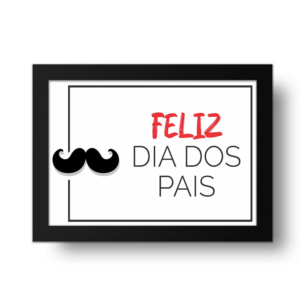 Placa Decorativa Feliz Dia