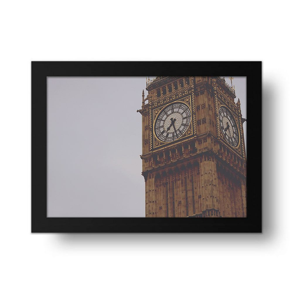 Placa Decorativa London 1