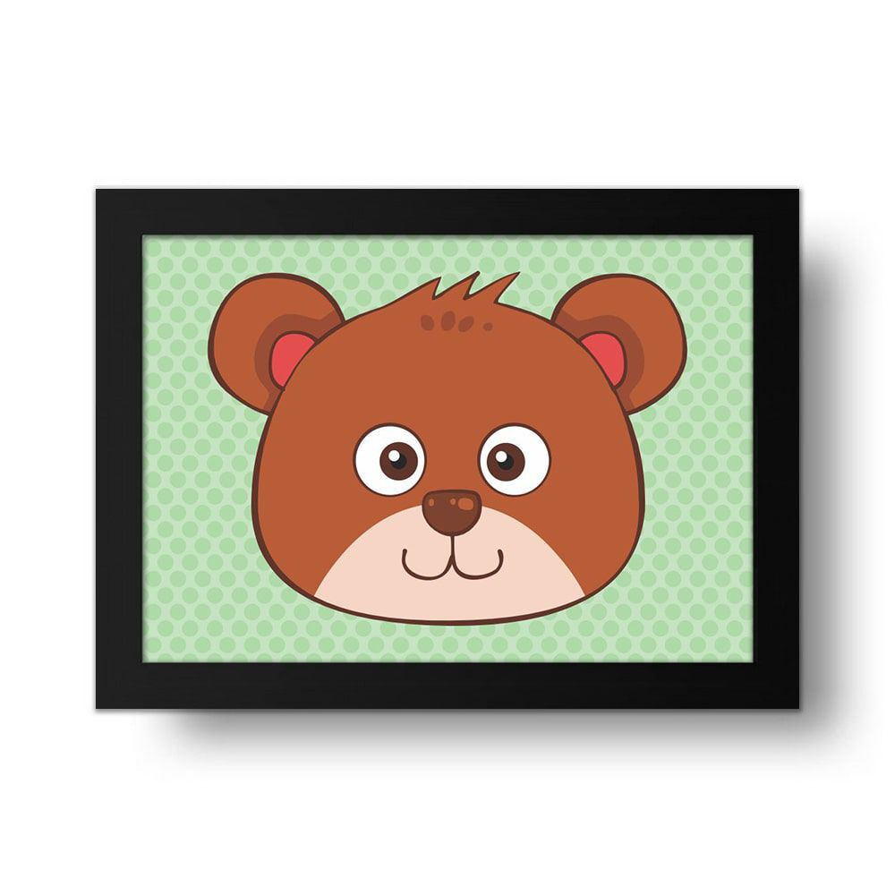 Placa Decorativa Ted