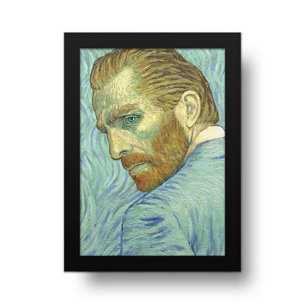 Placa Decorativa Vincent Van Gogh