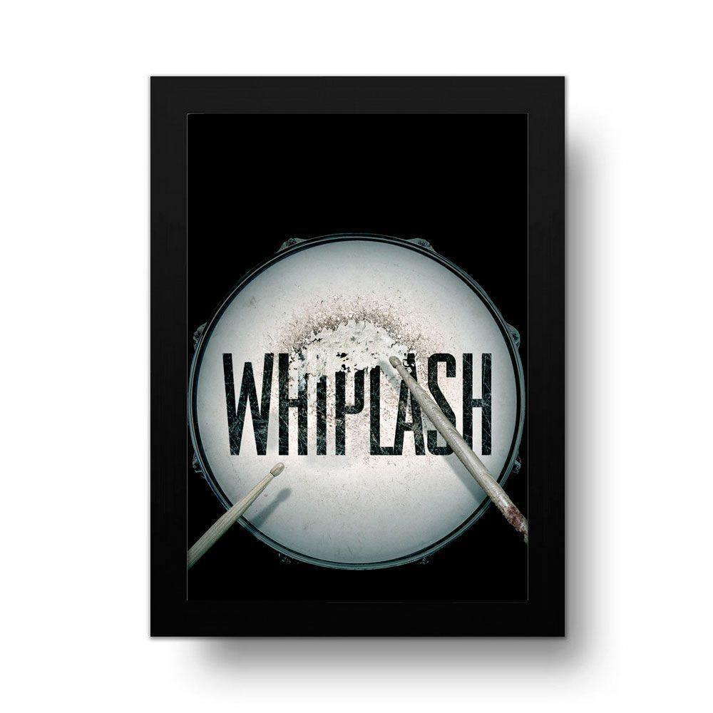 Placa Decorativa Whiplash 1