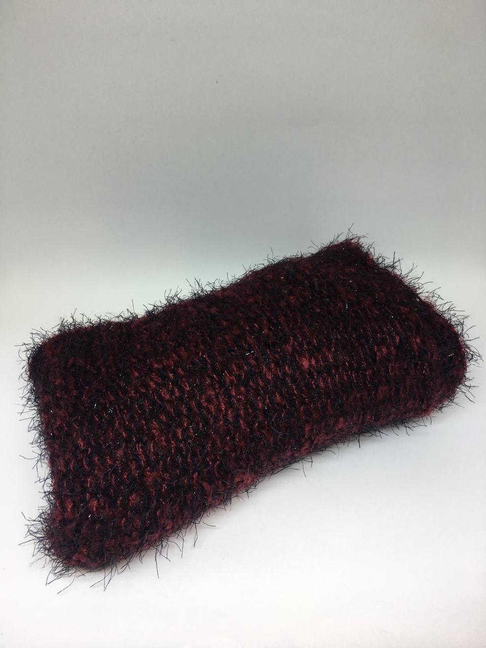 Gola de lã felpuda | AC305