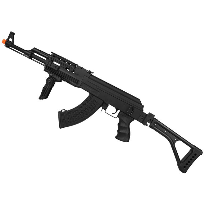AIRSOFT RIFLE CYMA AK47 TACTICAL ELET PLAST - AS000230