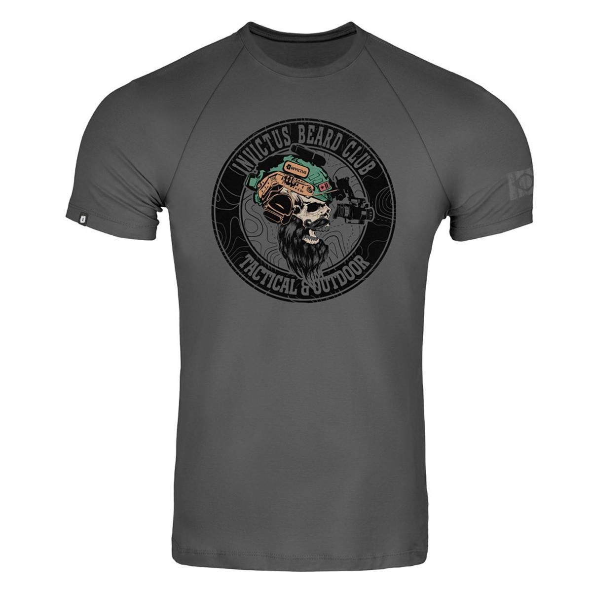 Camiseta Concept Club - Invictus