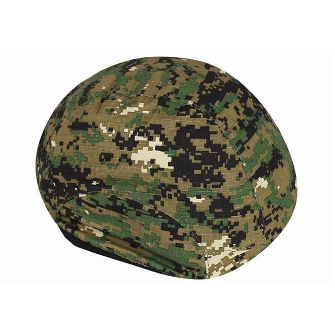 Capa para capacete M88 - Digital Woodland