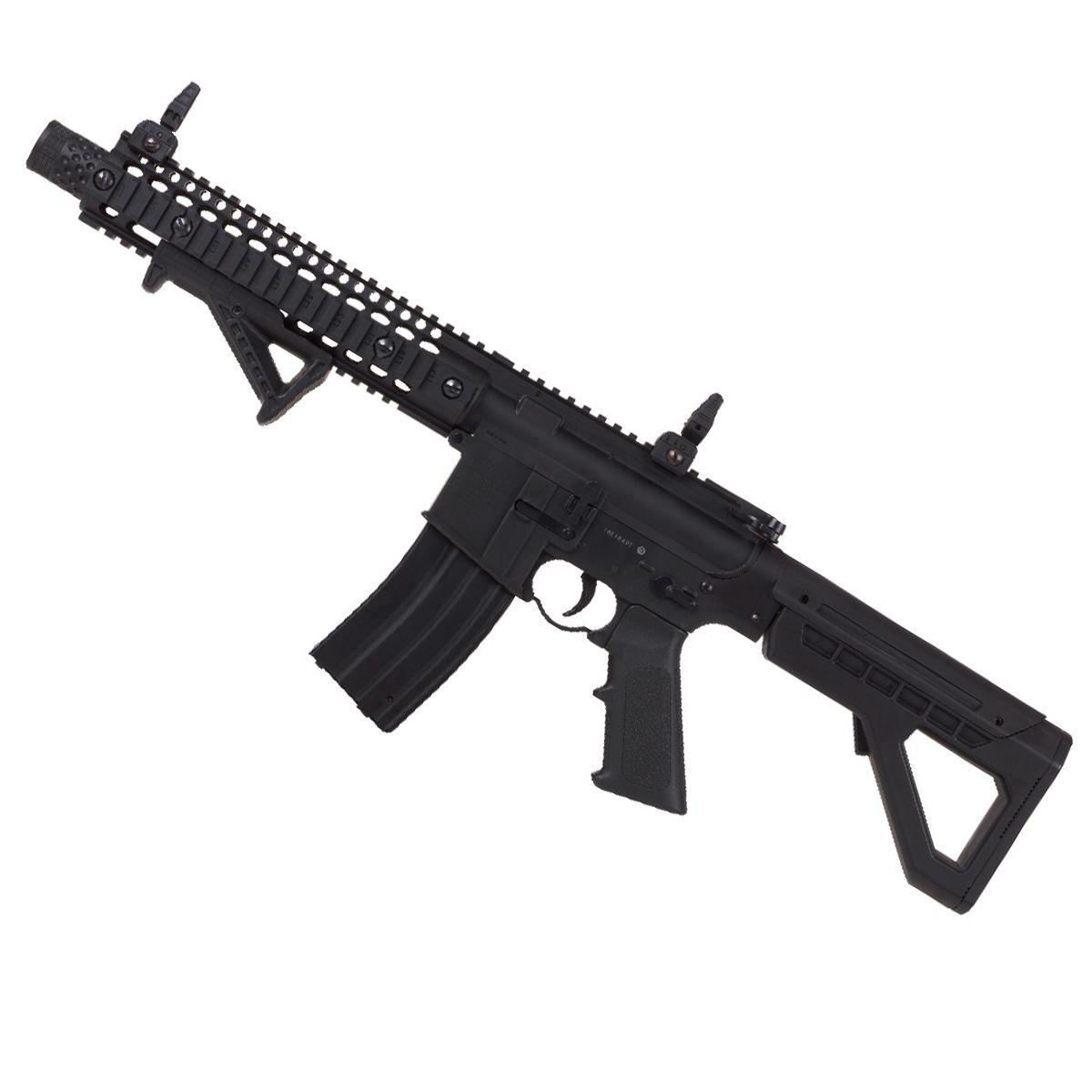 Carabina / Rifle De Pressão Co2 DPMS SBR 4.5mm Blowback