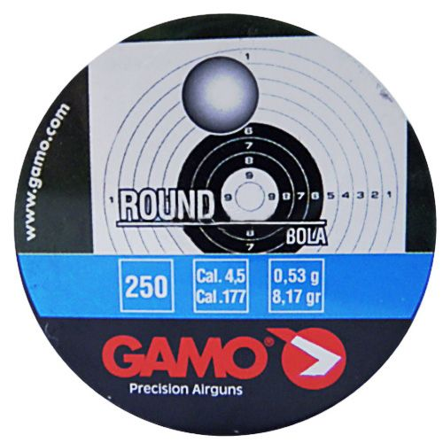 CHUMBINHO GAMO 4,5 ROUND