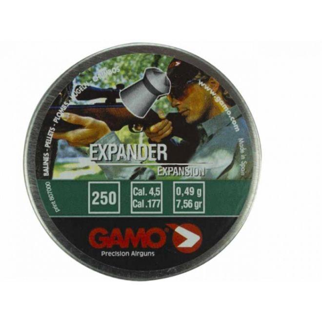 Chumbinho Gamo Expander 4.5mm 250un.