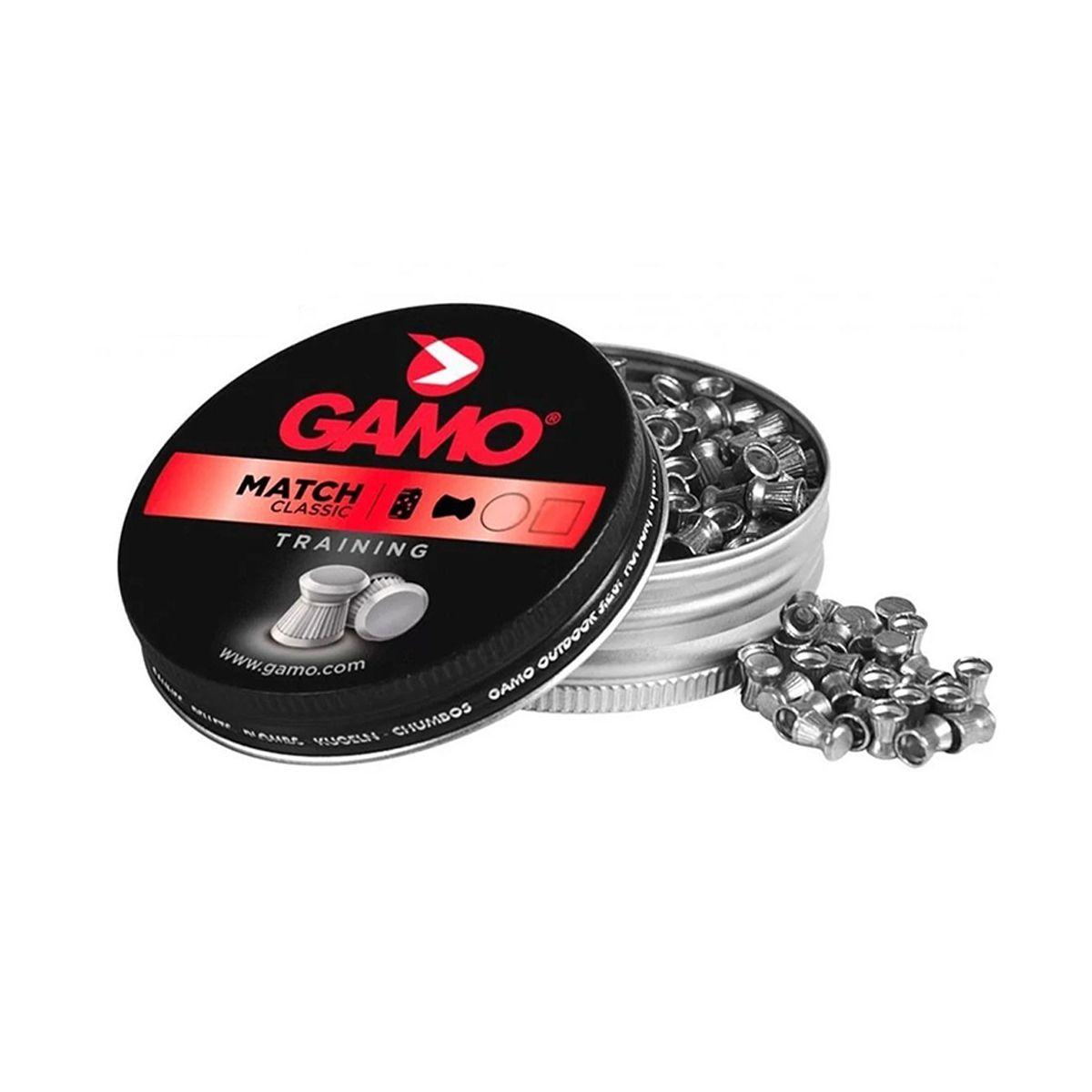 Chumbinho Gamo Match Diabolo 5.5mm 250un.