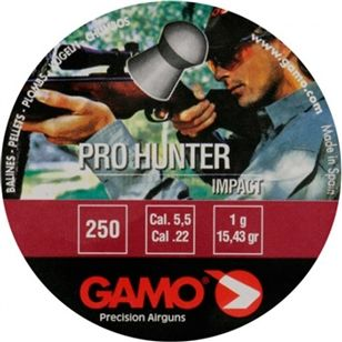 Chumbinho Gamo Pro Hunter 5.5mmm 250un.