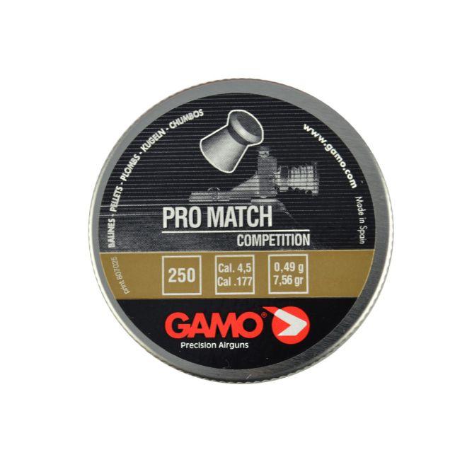 CHUMBINHO GAMO PRO MATCH 4,5MM
