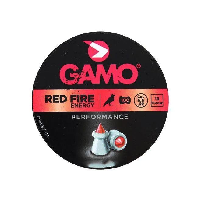 ARTIGO ESPORTIVO RED FIRE 100 5.5
