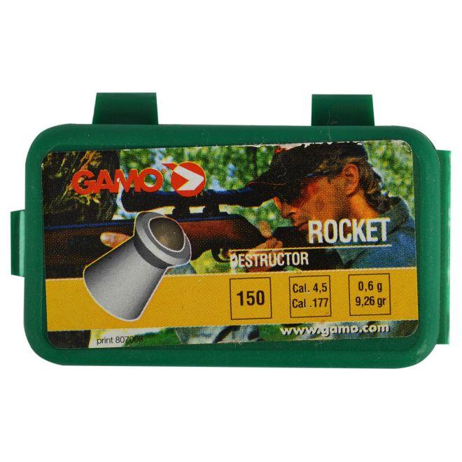 Chumbinho Gamo Rocket 4.5mm 150un.