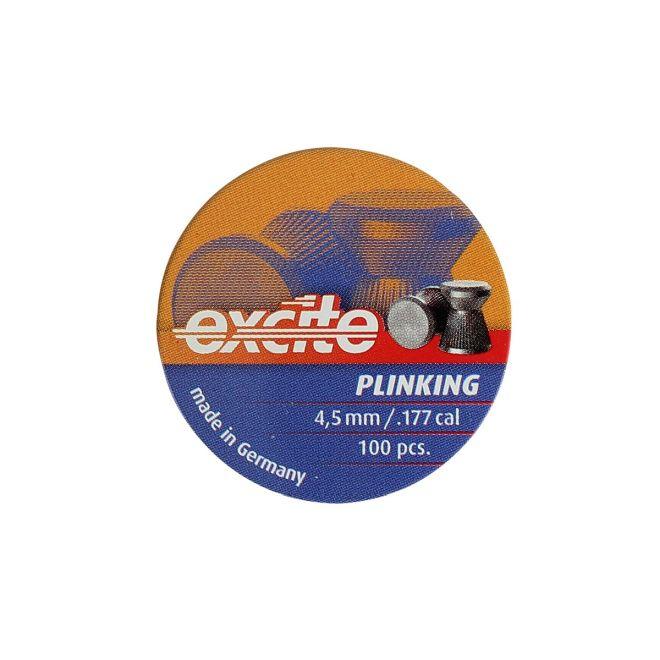 Chumbinho H&N Excite Plinking 4,5mm 100un