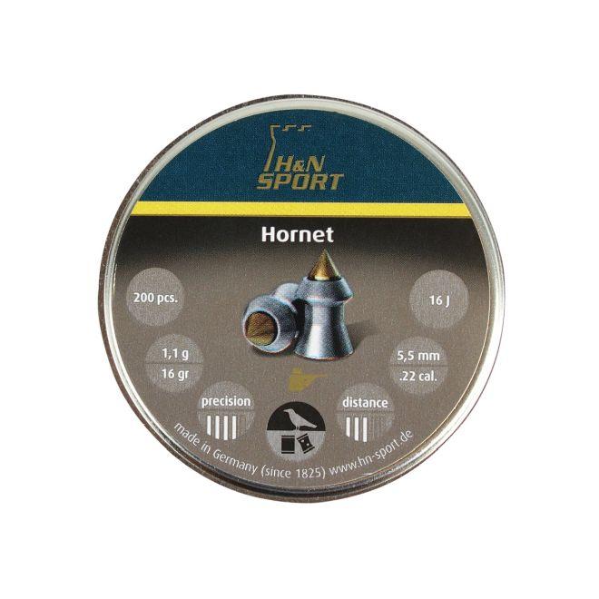 Chumbinho H&N Hornet 5,5mm 200un