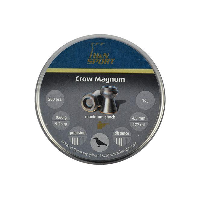 CHUMBINHO HEN CROW MAGNUM 4,5 MM (LATA 500)