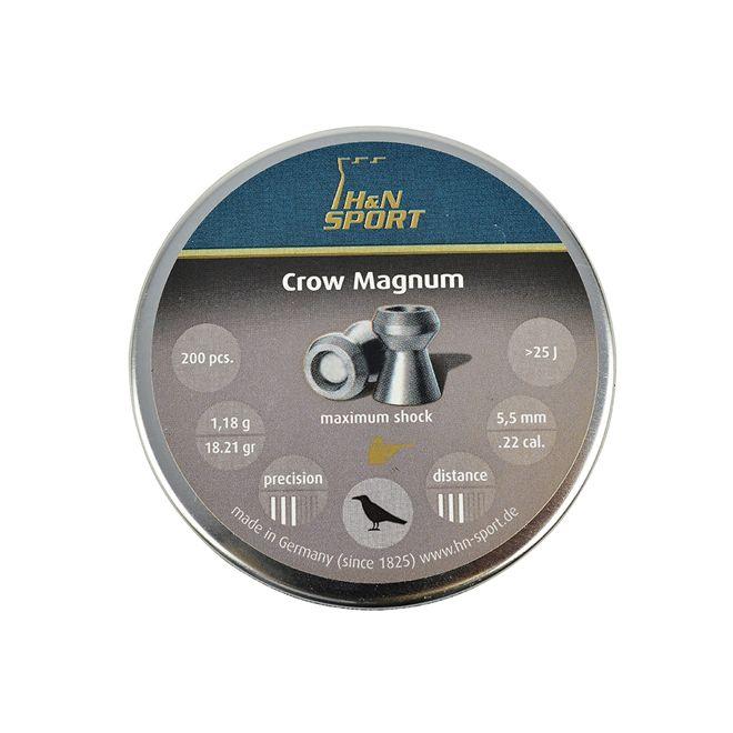CHUMBINHO HEN CROW MAGNUM 5,5 MM (LATA 200)