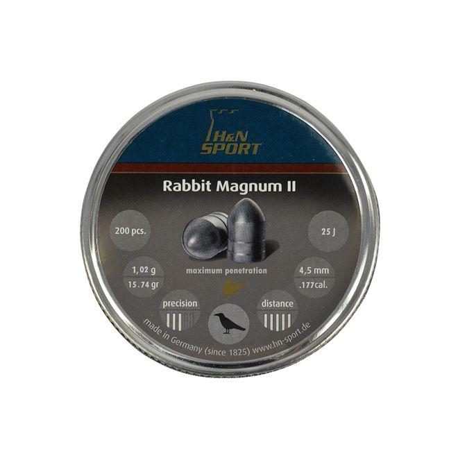 CHUMBINHO HEN RABBIT MAGNUM II 4,5 MM (LATA 200)