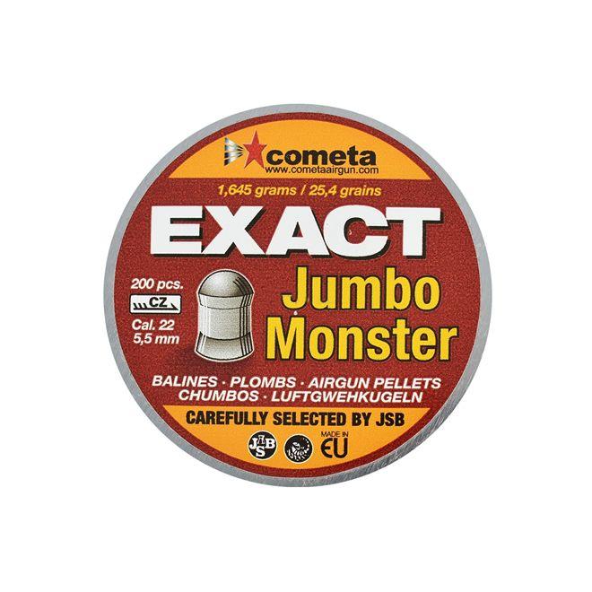 CHUMBINHO JSB EXACT MONSTER 5,5 200 UNIDADES - COMETA