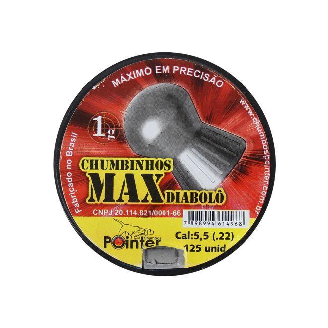 CHUMBINHO MAX 5,5 MM