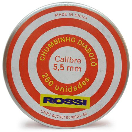 CHUMBINHO ROSSI DIABOLO 5,5MM