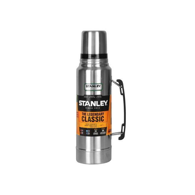 Garrafa Térmica Stanley Stainless Steel 1 Litro Inox