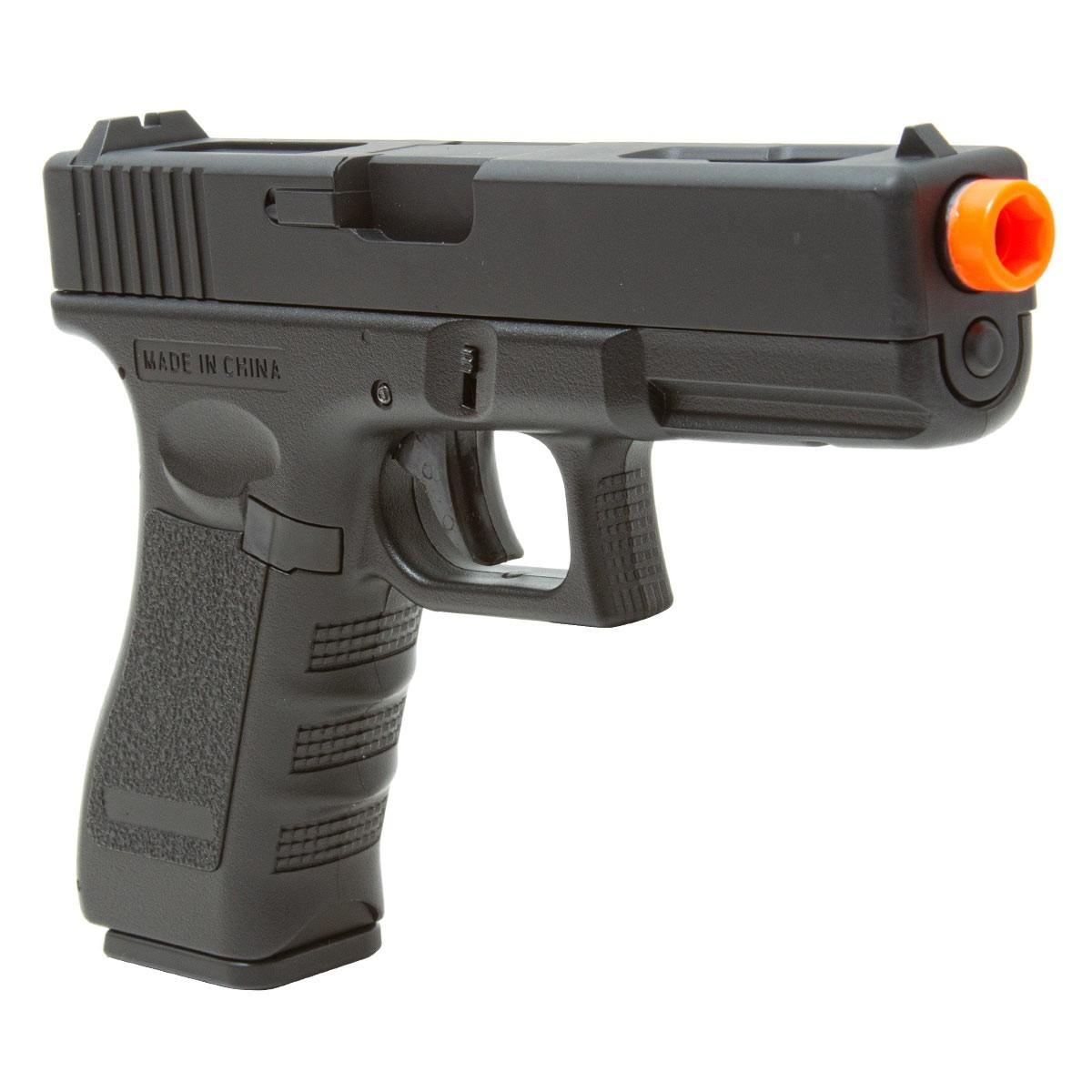 Pistola Airsoft Eletrica Glock CM030S 6mm - Cyma