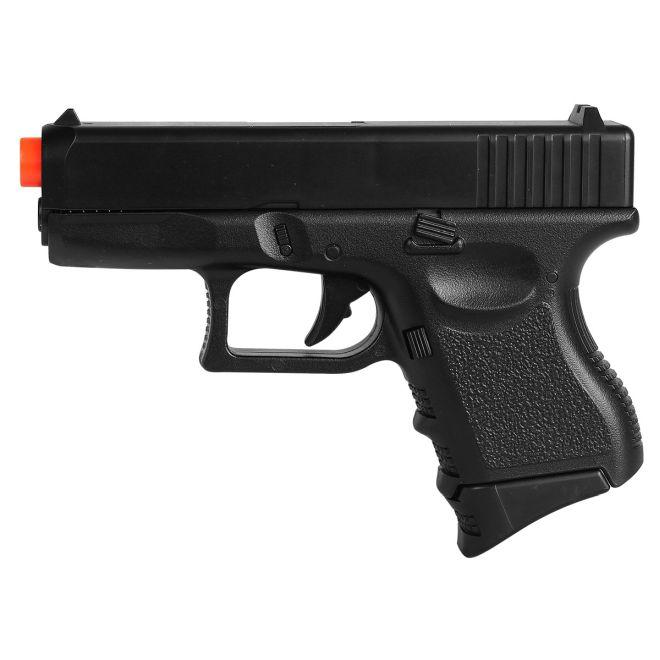 Pistola Airsoft Spring Glock Baby P360