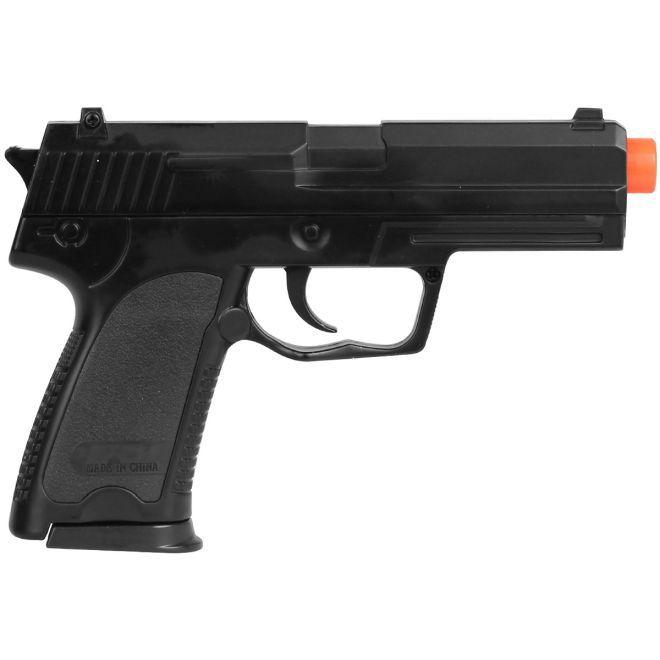 Pistola Airsoft ZM20 Spring Plast. 6mm