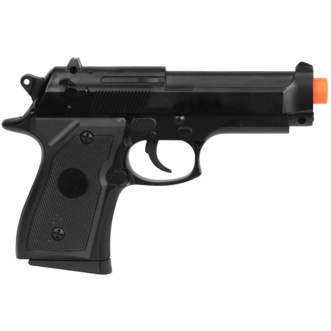 Pistola Airsoft ZM21 Compact Spring Plast. 6mm