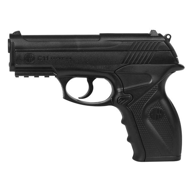Pistola de Pressão CO2 Win Gun C11 4.5mm