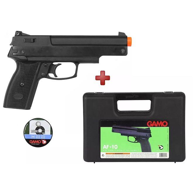 Pistola de Pressão Gamo AF-10 4.5mm